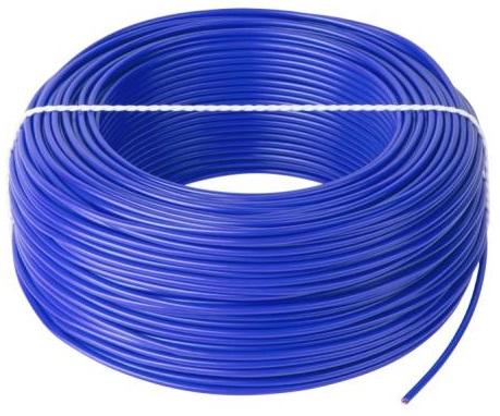 Bobine Fio Eléctrico Multifilar 0,75mm² H05V-K Azul (100 mts)