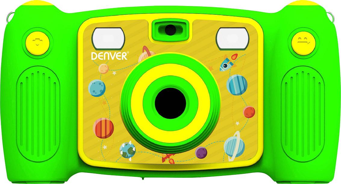 Camara de Acção Desportiva Crianças FullHD 5MP (Verde) - DENVER