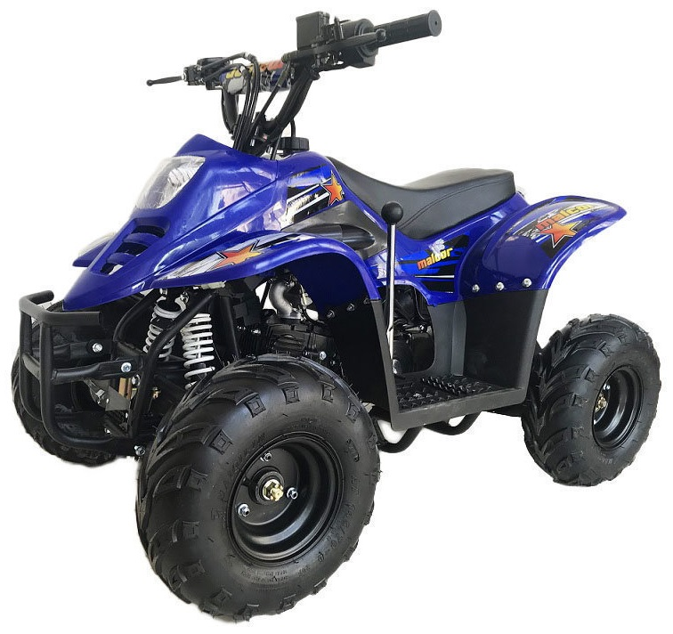 Moto 4 110CC 4T MINIQUAD KF6 (Azul) - MALCOR
