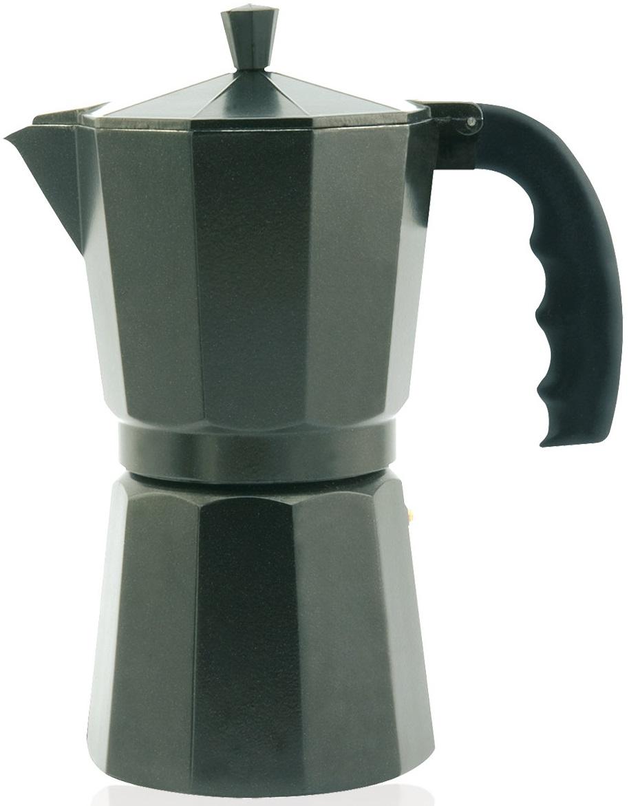 Cafeteira de Alumínio (12 Chávenas) Prateado - ORBEGOZO