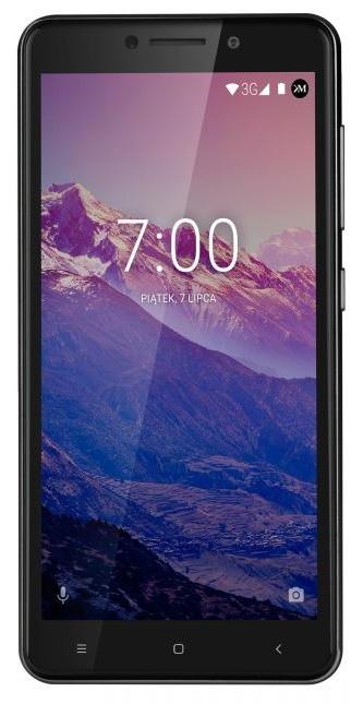 Telemovel Smartphone DUAL SIM 5 QUADCORE 1/8GB Android 8.1 (MOVE 8) Preto - Kruger&Matz