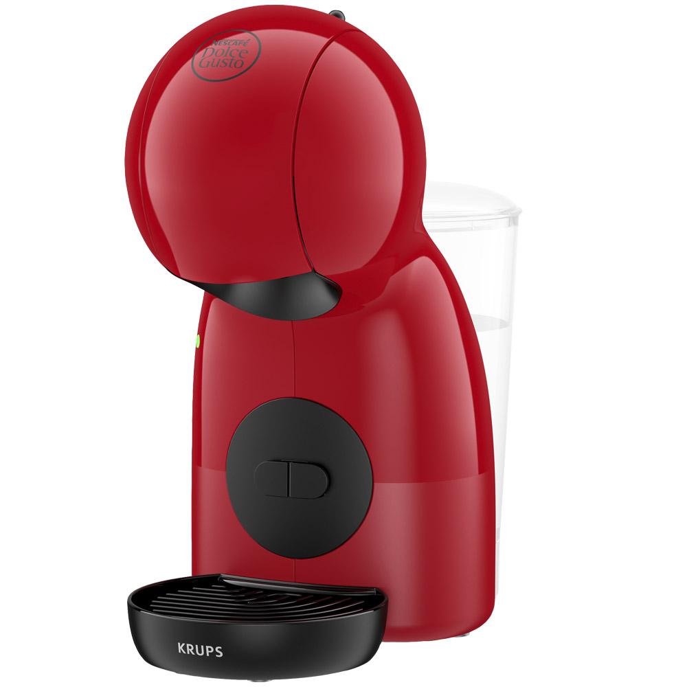 Máquina de Café Expresso Nescafé Dolce Gusto Piccolo XS (Vermelho) - KRUPS