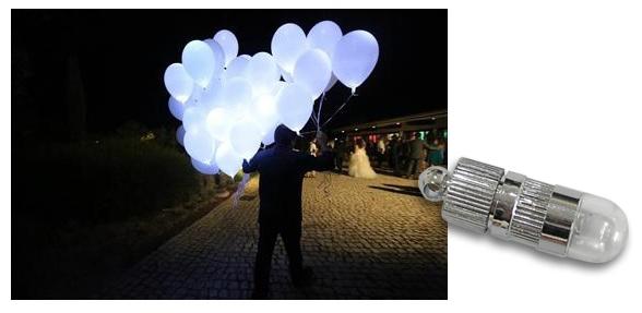 Lampada LED ESPECIAL BALÕES IP20 6000K