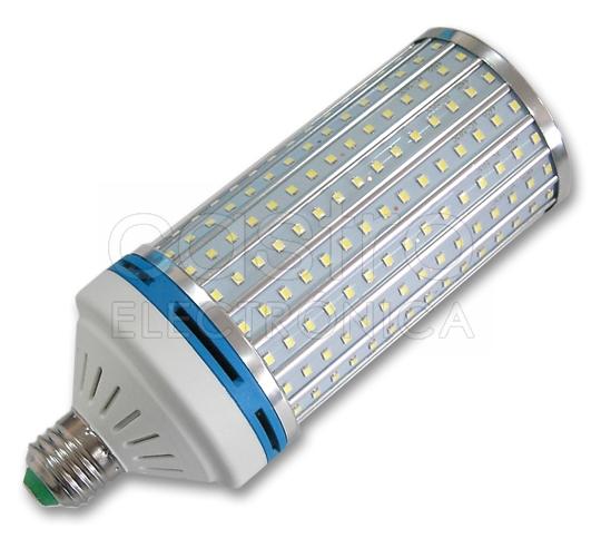 Lampada LED E27 220V 80W Branco F. 6000K 8000Lm