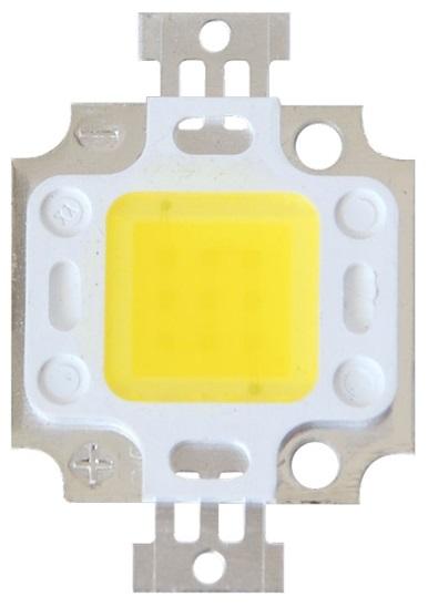 Power LED 10W 27~30V DC Branco Frio 800Lm