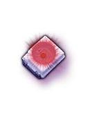 Led SMD 4x3,8mm Vermelho