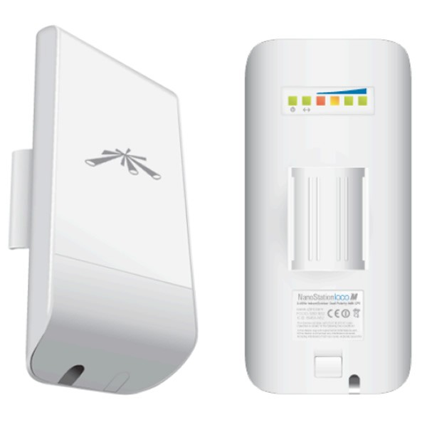 Access Point 150 Mbps NanoStation M2 Loco (15 Km) - Ubiquiti