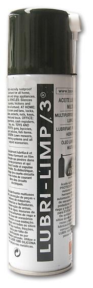 Spray Óleo Lubrificante Multiusos Antióxidante (250ml) - TASOVISION