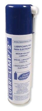 Spray Lubrificante Fino p/ Electrónica (250ml) - TASOVISION