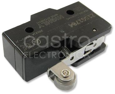 Micro Interruptor 15A/250VAC
