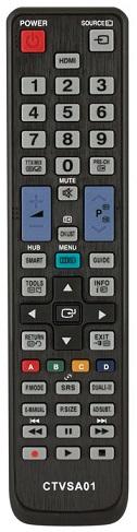 Comando Compativel c/ LCDs SAMSUNG