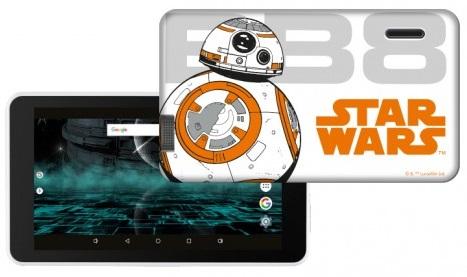Tablet 7´ Themed Star Wars BB8 8GB (Inclui Capa) - eSTAR