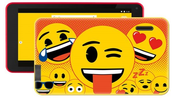 Tablet 7´ Themed Emoji 2 16GB (Inclui Capa) - eSTAR
