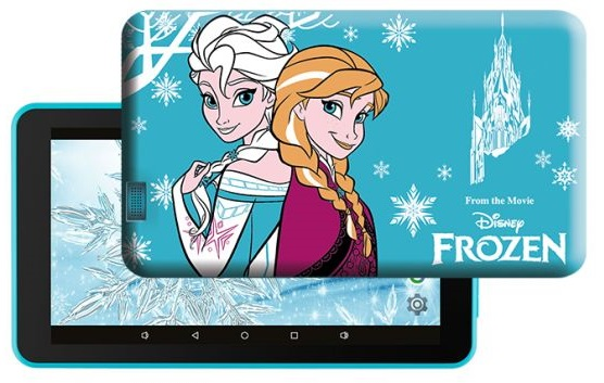 Tablet 7´ Themed Frozen 16GB (Inclui Capa) - eSTAR