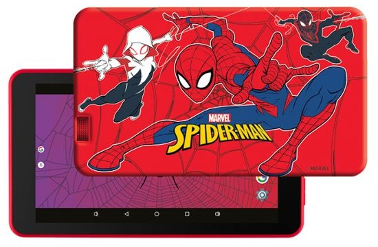 Tablet 7´ Themed Spider Man 2 16GB (Inclui Capa) - eSTAR