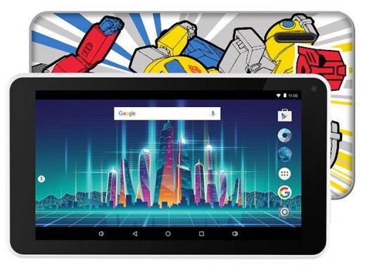 Tablet 7´ Themed Transformers 2 16GB (Inclui Capa) - eSTAR