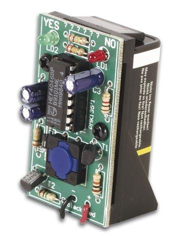 Kit Auxiliador Electrónico de Decisões