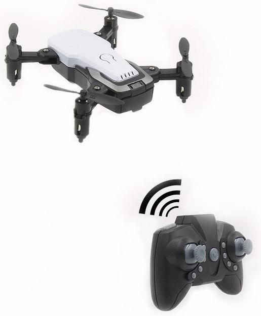 Mini Drone F606 (Branco)