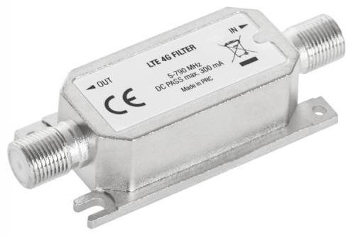 Filtro com Rejeição 4G-LTE - ProFTC