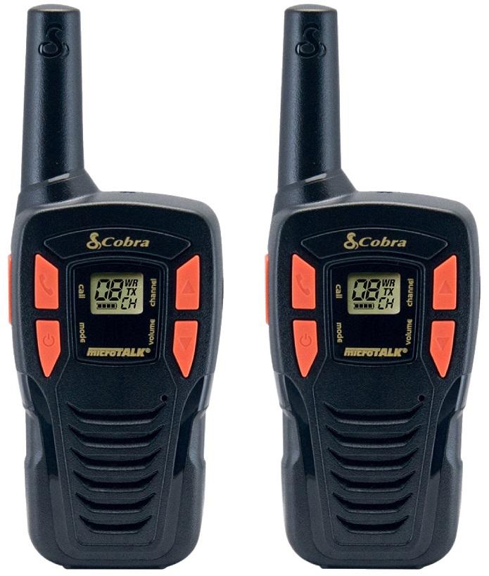 Intercomunicadores PMR RADIO 8 Canais (5 Km) - COBRA AM245