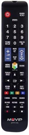 Comando Universal Dedicado p/ TVs Samsung- MUVIP