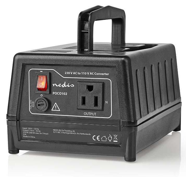 Conversor de Corrente 220-110V / 300W - NEDIS