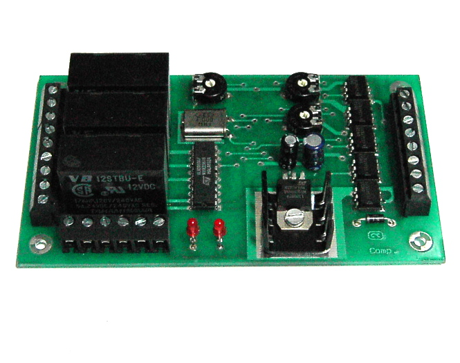 Kit Central de Alarme Profissional p/ Automovel