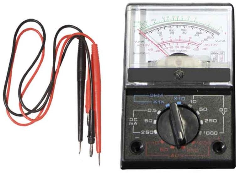 Multimetro Mini Analógico - ProFTC
