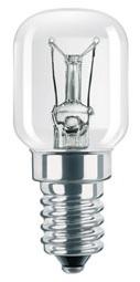 Lampada E14 220V 25W 300º 130Lm p/ Fornos - AVIDE