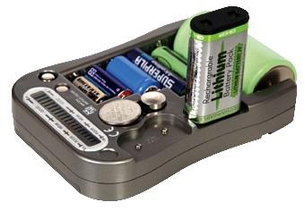 Testador Universal de Baterias c/ Display