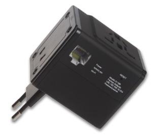 Adaptador de Viagem Universal 2x USB com WiFi - ORAVA