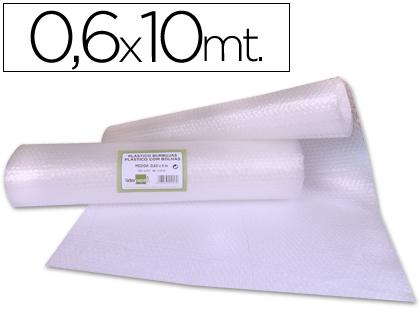 Plastico c/ Bolhas - Rolos 0,60X10 M