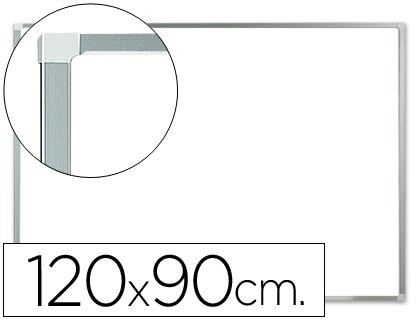 Quadro Branco Q-Connect Magnetico c/ Caixilho em Alumínio, 1200X900 mm