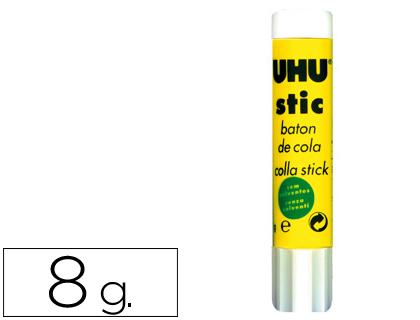Cola em Baton UHU Embalagem de 8 Gr