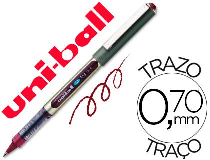 Marcador Uni-Ball Roller Ub-157 Vinho 0,7 mm