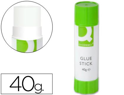 Cola em Baton Q-Connect Embalagem de 40 Gr