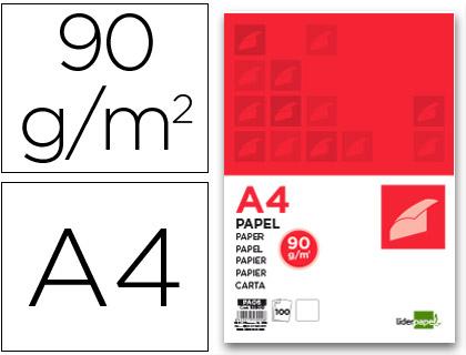 Papel 90 G/M2. 100 Folhas. Din A4