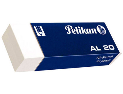 Borracha Branca Pelikan Al 20