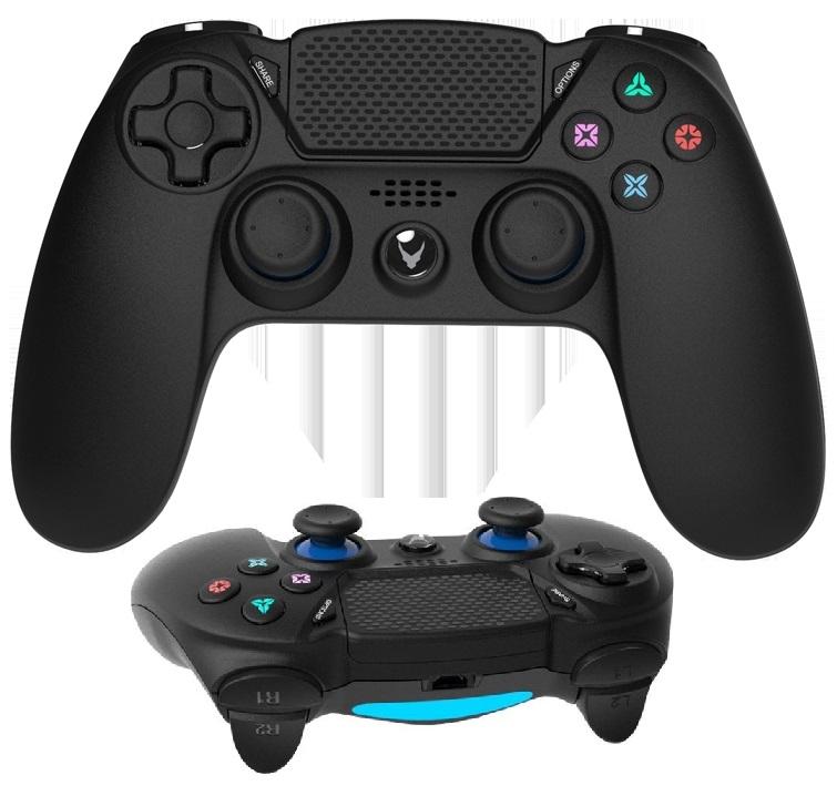 Comando Gaming s/ Fios BLUETOOTH para PS4/PC - OMEGA