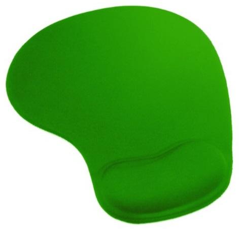 Tapete Verde p/ Rato com Apoio de Pulso - OMEGA