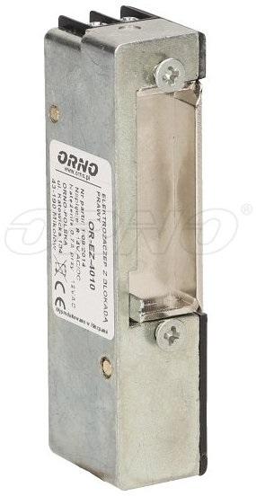 Trinco Eléctrico c/ Bloqueio - Direito (Bloqueio de Portas) - ORNO