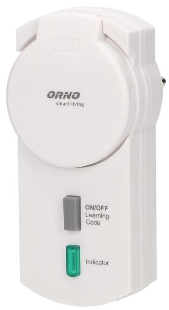 Tomada Telecomandada p/ Uso Exterior c/ Função Dimmer (Smart Living) - ORNO