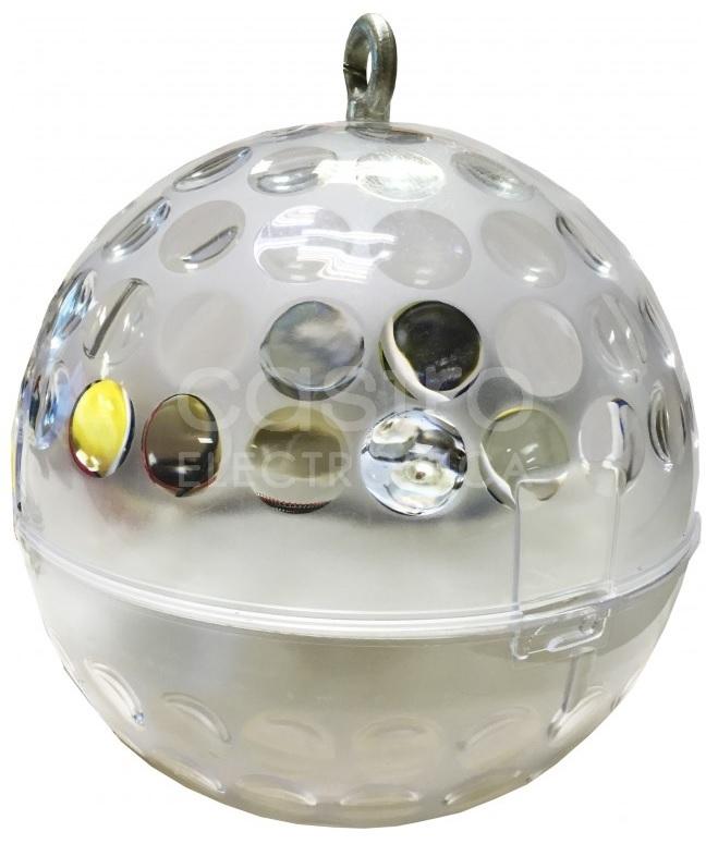 Bola Efeitos LED 30W RGBWA - ACOUSTIC CONTROL