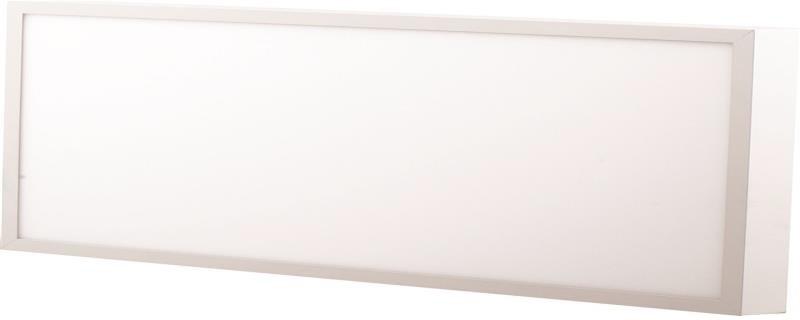 Painel de LED Superficie (120x30cm) 48W 6000K 3680Lm