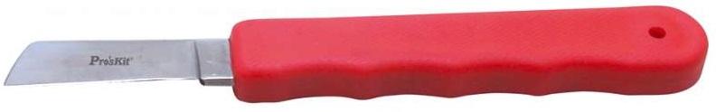 Faca de Electricista p/ Descarnar e Cortar 165mm - Proskit