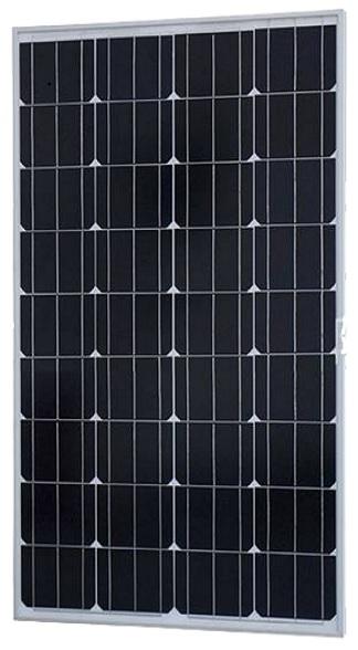 Painel Fotovoltaico Silicio Monocristalino 120W / 12V - ProFTC