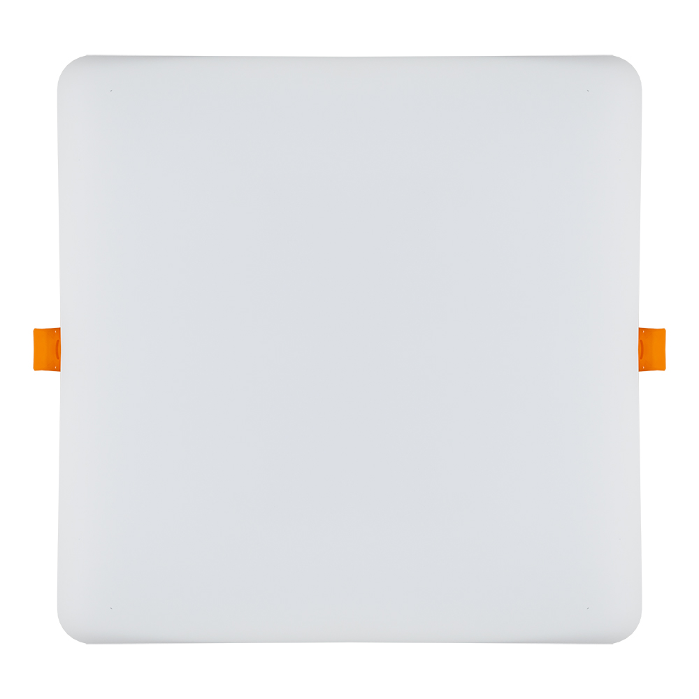 Painel de LED Quadrado s/ Moldura Superficie (22,5 x 22,5 cm) 36W 4000K 3240Lm - ProFTC
