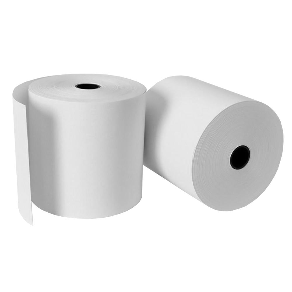 Rolo de Papel Térmico 37x70mm Branco - ProFTC
