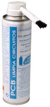 Spray Limpa Circuitos Impressos (PCB) 250ml - TASOVISION