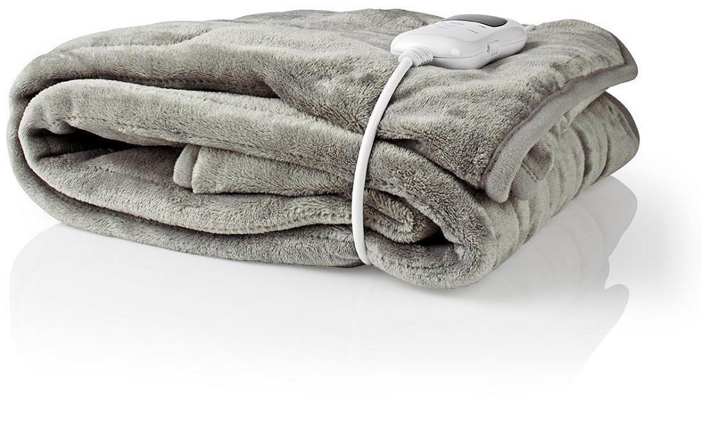 Cobertor Eléctrico 120W (180 x 130 cm) - NEDIS